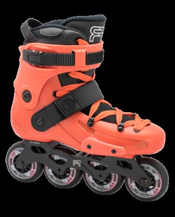 FR Skates FRX 80 orange - freeskate riedučiai