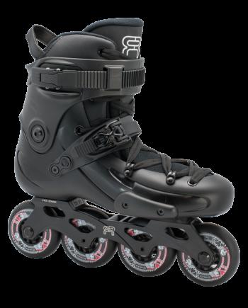 FR Skates FR3 80 black - freeskate riedučiai