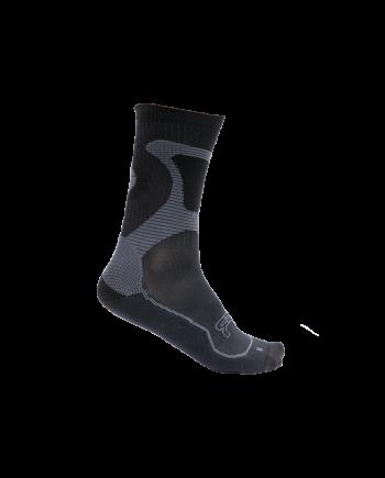 FR Skates - Nano Socks Black - juodos kojinės riedučiams