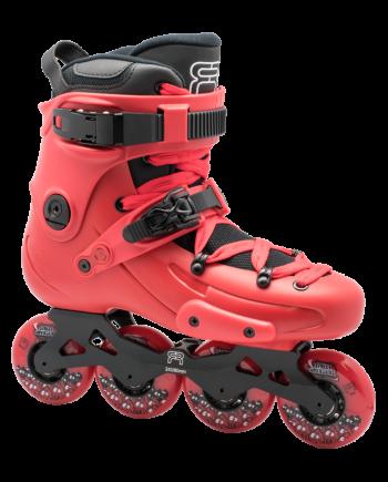 FR Skates FR1 80 Red - freeskate riedučiai