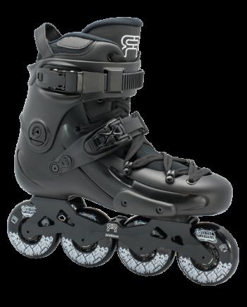 FR Skates FR1 80 Black - freeskate riedučiai