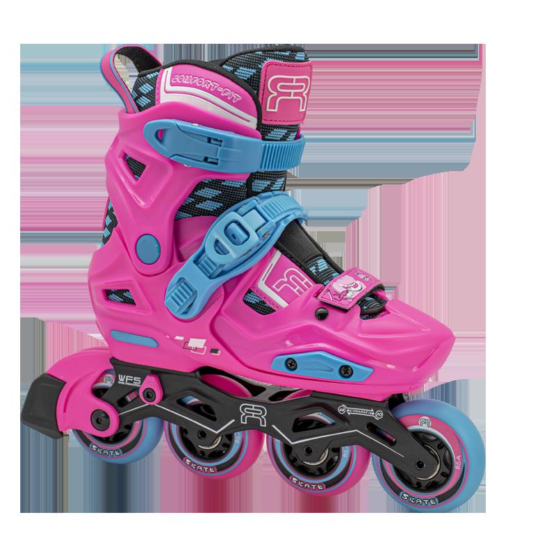 FR Skates - EZX - vaikiški freeskate riedučiai