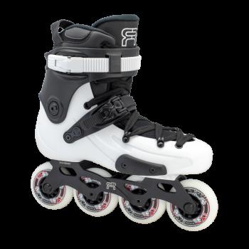 FR Skates FR3 80 white - freeskate riedučiai