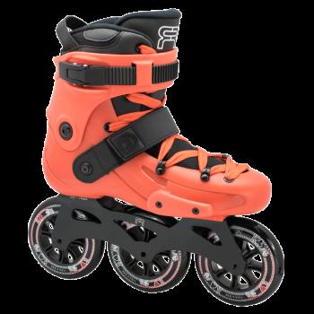 FR Skates - FR1 310 Orange - triračiai freeskate riedučiai