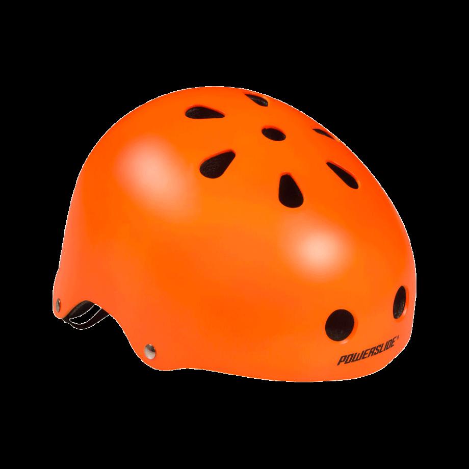 Powerslide Allround Stunt Orange - šalmas